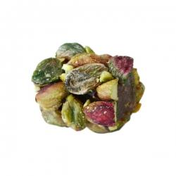 mini malban with pistachios