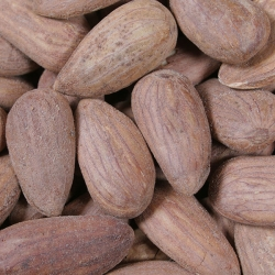 Almonds half salted medium