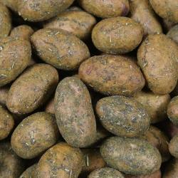 Peanuts thyme coated
