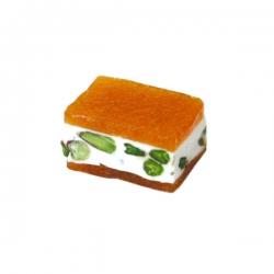 nougat with apricot
